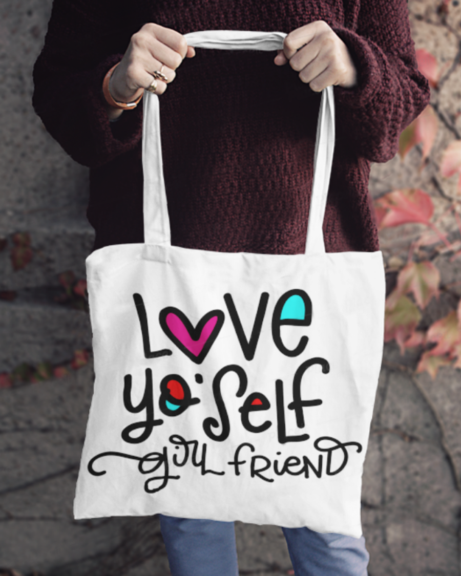 Love Yourself Tote 2019