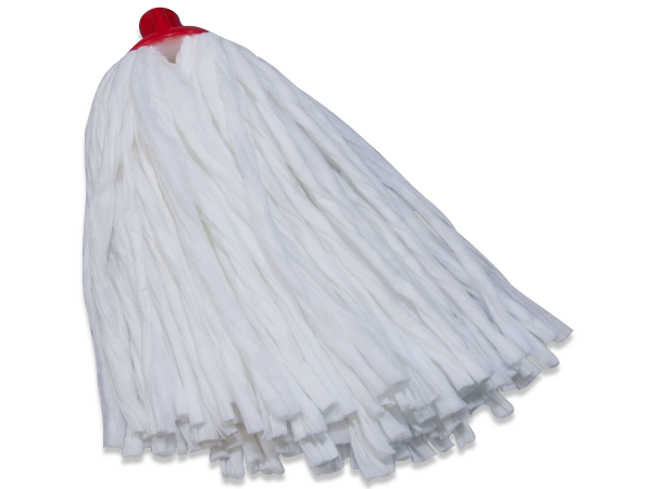 Microfiber String Mop (for hard to clean nooks and crannies and streak free finishes everywhere)