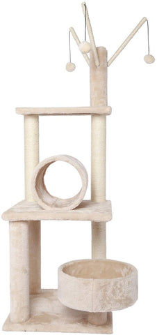 Cat play towers