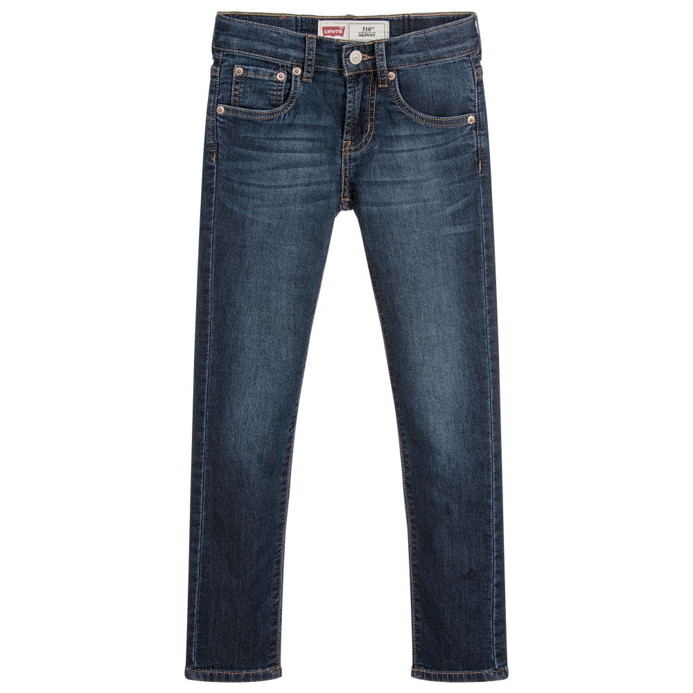 Levi's Jeans - Skinny Denim 510 soft feel