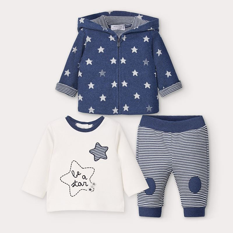 Mayoral Boys 3 Piece Tracksuit - 02642
