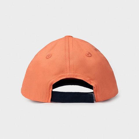 Mayoral Baby Boys Cap Apricot