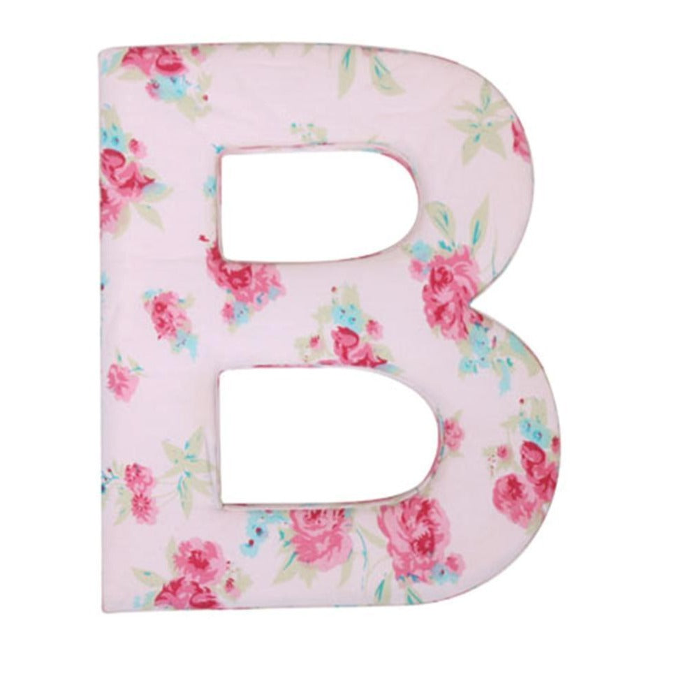 Rosie Fabric Letters (Pls contact shop for availability)