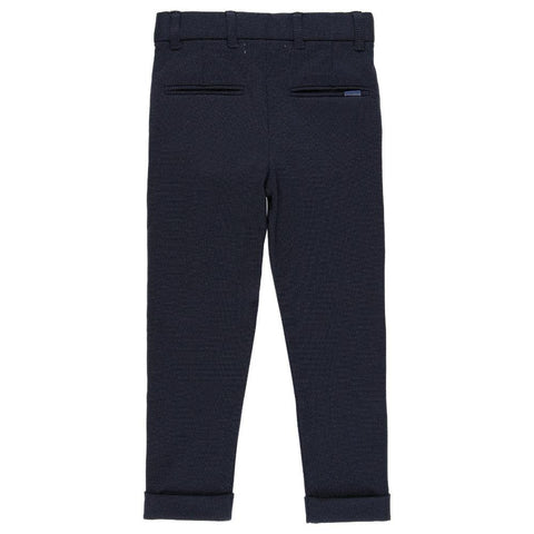 Boboli Boys Fantasy Trousers in Navy