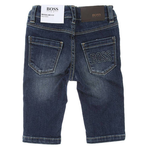 Boss Boy's Stretch Fit Jeans