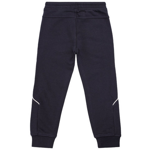 Boss Boy's Track Bottoms - Navy