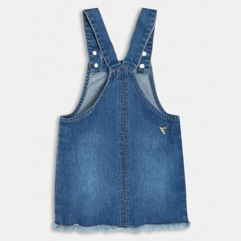 Guess Side Logo Denim Dress - k1rk05