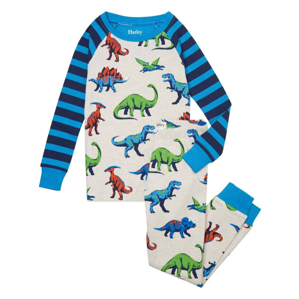 Hatley Friendly Dinos Pyjamas - S21DIK1269