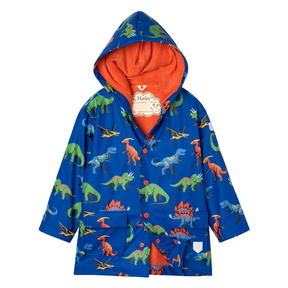 Hatley Friendly Dinos Raincoat - S21DIK1336