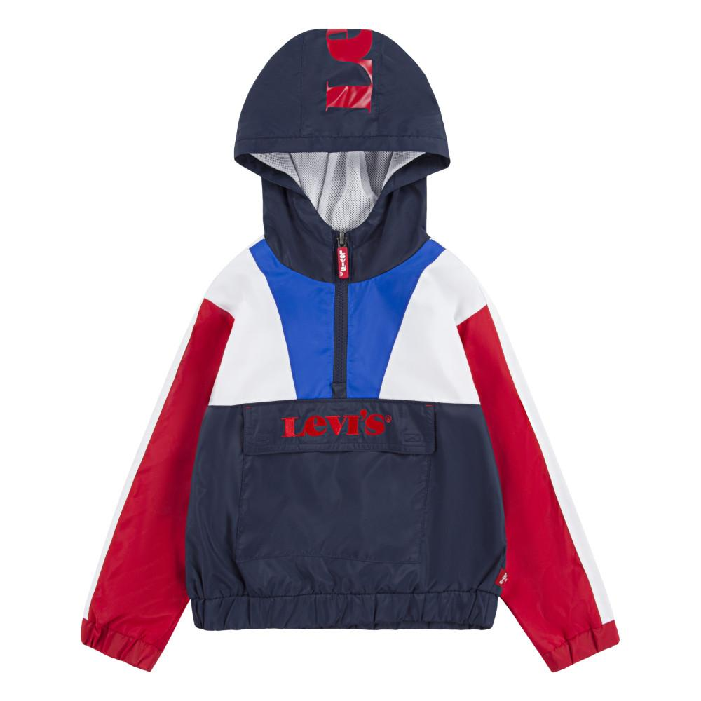 Levi's Colourblock Pullover Jacket - ec744