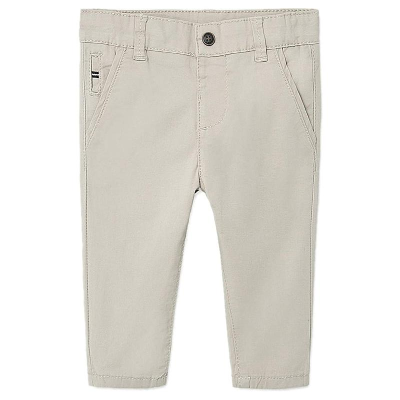 Mayoral Baby Boys Chinos Tan