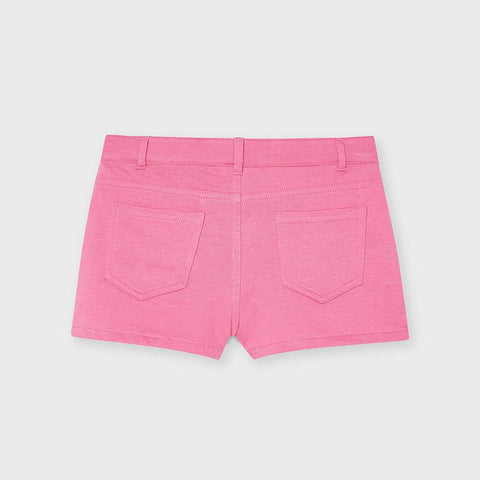 Mayoral Girls Fleece Shorts Camellia 06276