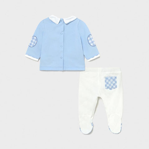 Mayoral Newborn Boys Leg Warmer Set 01564