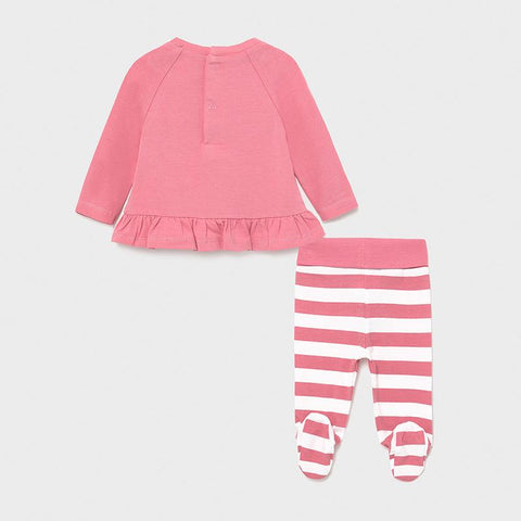 Mayoral Newborn Girls Leg Warmer Set 01563