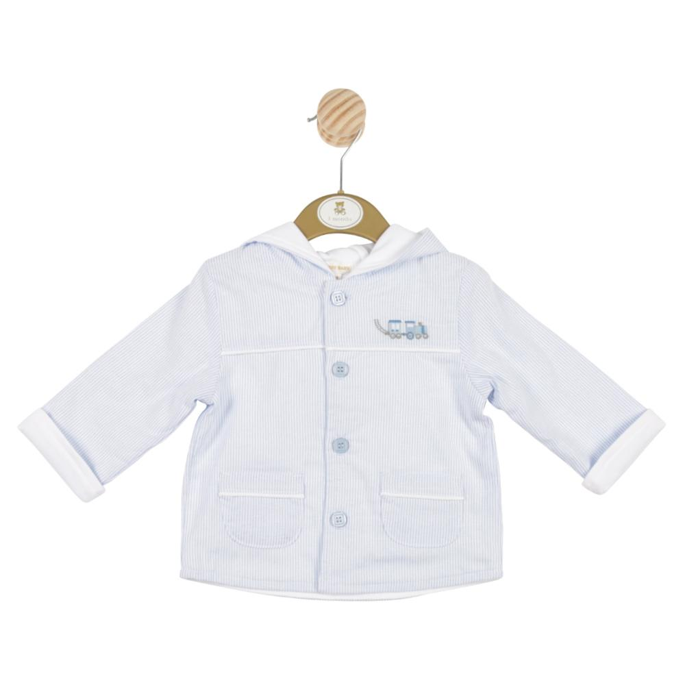 Mintini Baby Hooded Jacket - mb3318