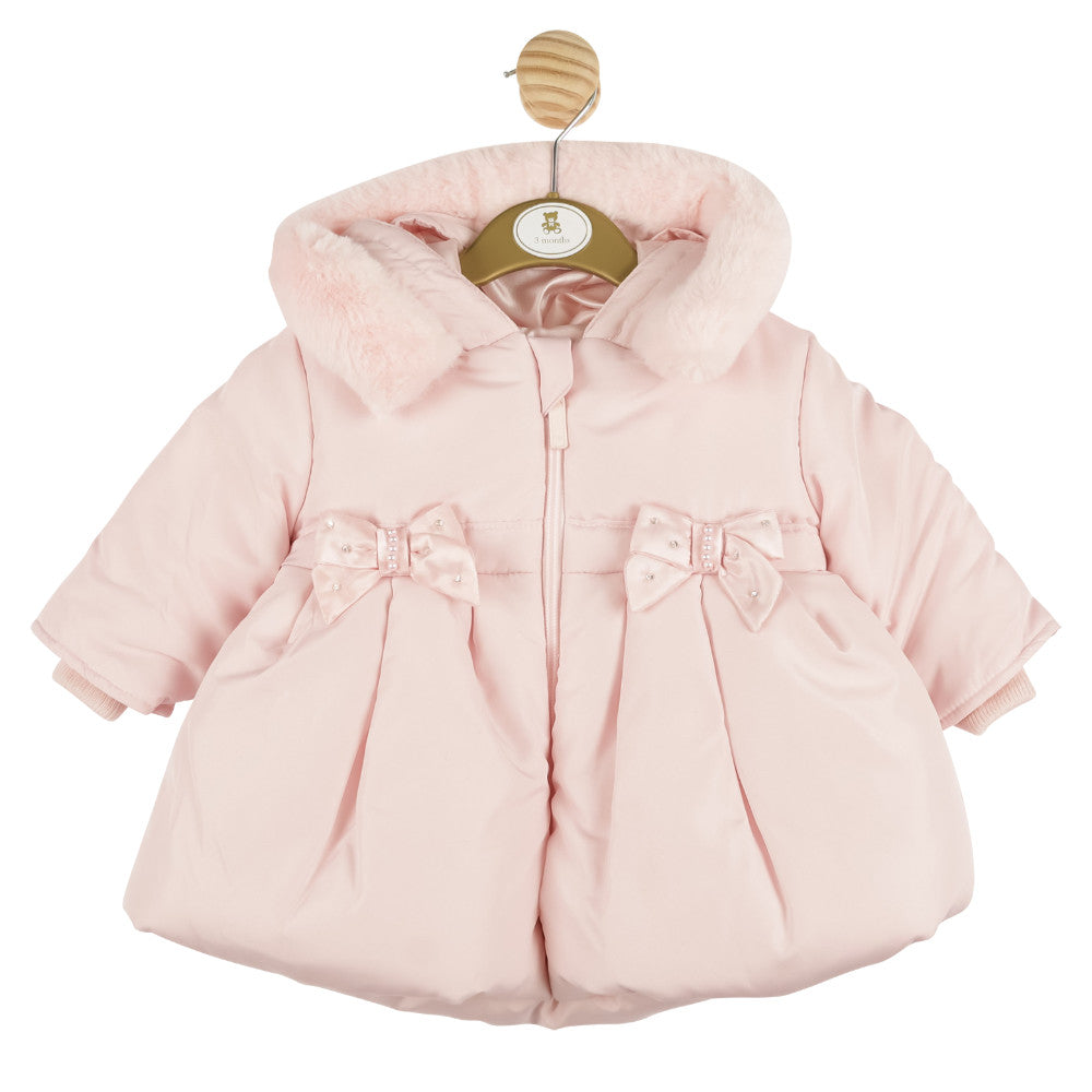 Mintini Girls Padded Coat - mb4328