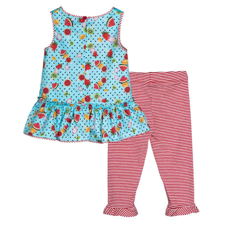 Rosalita Senoritas Hay Top and Leggings Set