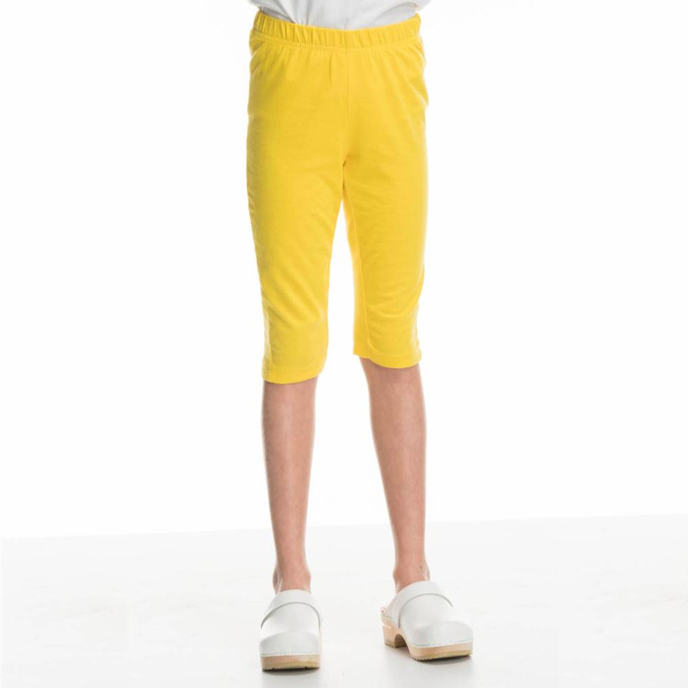 Rosalita Senoritas Littleton Capri Trousers in Yellow