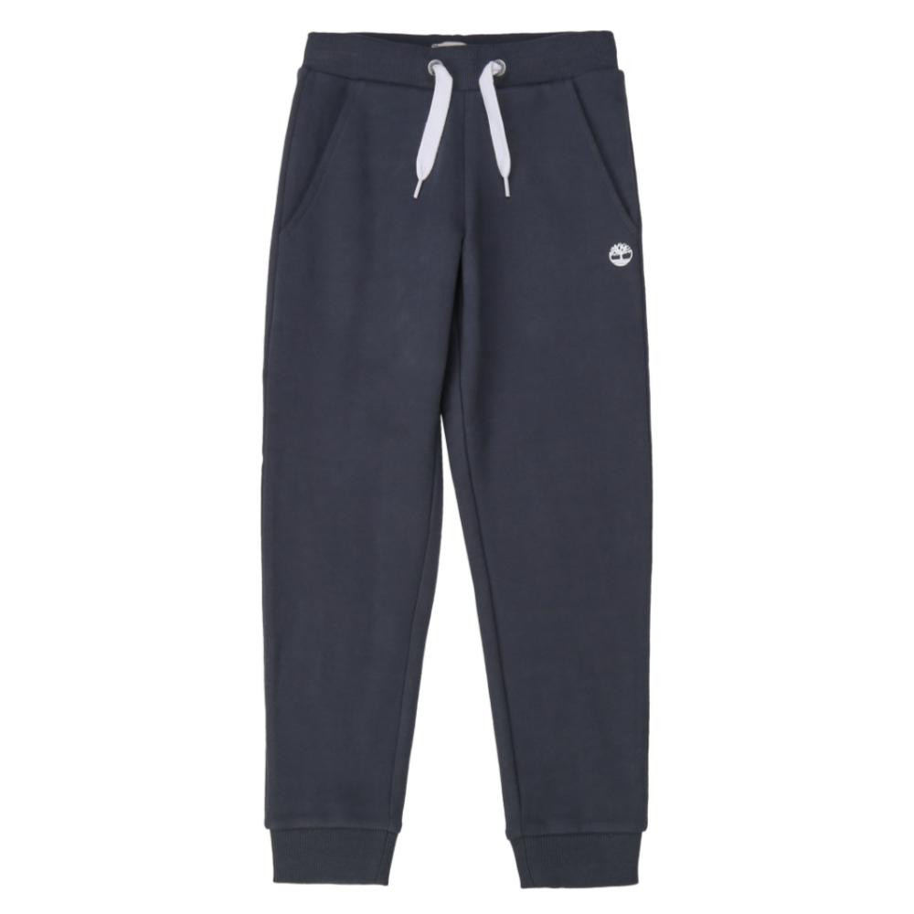 timberland boys track bottoms navy