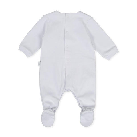 Tutto Piccolo Embroidered Babygrow - 9089