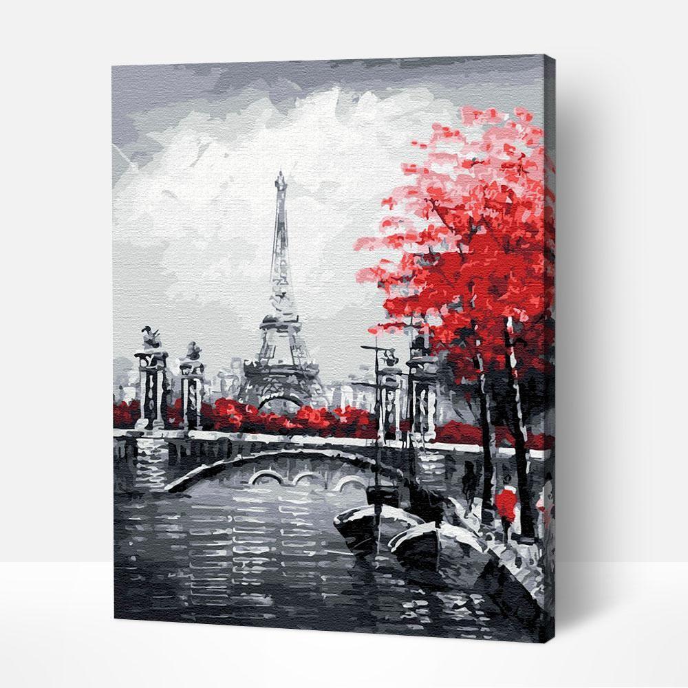 Paris in Grey