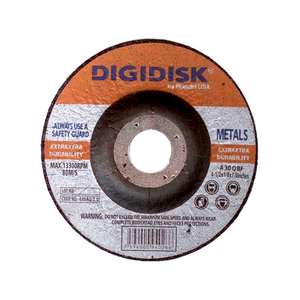 DISCO CORTE METAL (AG) 41/2X1/8X7/8 DIGIDISK