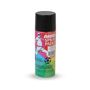 Pintura Spray ABRO Negro