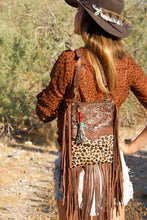 Load image into Gallery viewer, Rodeo Passion Cheetah Crossbody