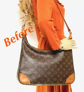 Authentic Louis Vuitton Boulogne