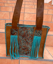 Load image into Gallery viewer, Rodeo Rose Tote