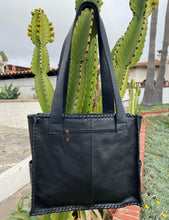 Load image into Gallery viewer, Sergios Rodeo Rose Tote