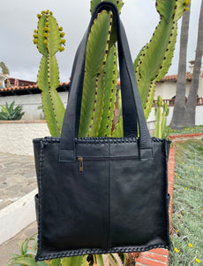 Sergios Rodeo Rose Tote