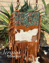 Load image into Gallery viewer, Sergios Crossbody Rodeo Passion