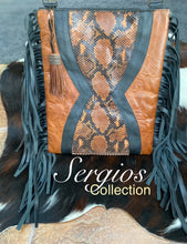 Load image into Gallery viewer, Sergios Large crossbody bag