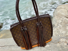 Load image into Gallery viewer, Louis Vuitton, 100 % authentic preowned and revamped by Sergios Collection