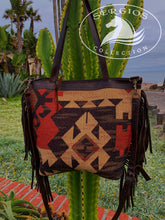 Load image into Gallery viewer, Navajo Doretta tote/crossbody