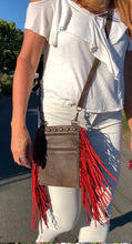 Load image into Gallery viewer, Crossbody/hipster popular bag