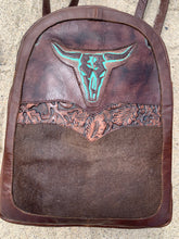 Load image into Gallery viewer, Longhorn backpack