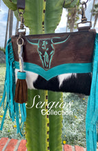 Load image into Gallery viewer, Long Horn Small crossbody/hipster