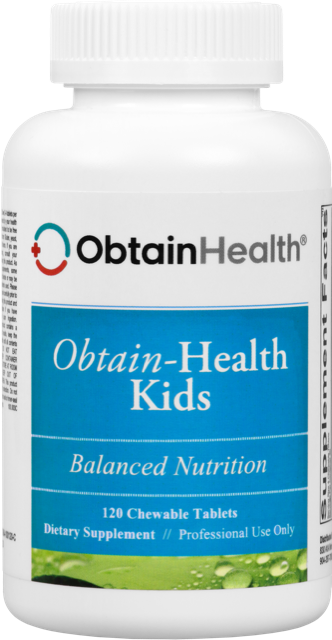 ObtainHealth Kids Chewable Multivitamin