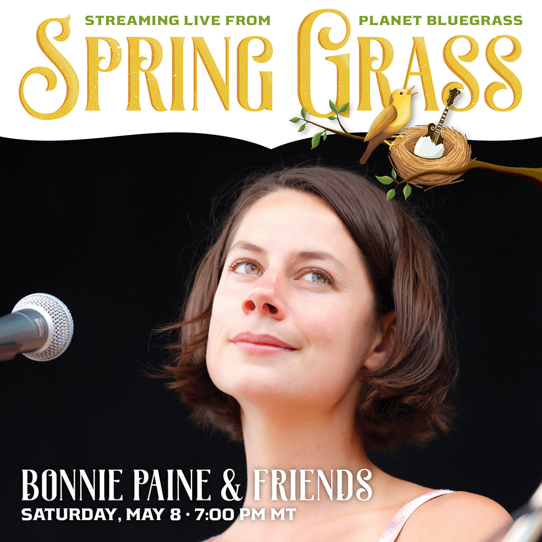 Bonnie Paine and Friends - May 8 - Livestream Ticket