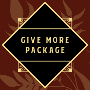 Best Of The Music Of: Give More Donation Package