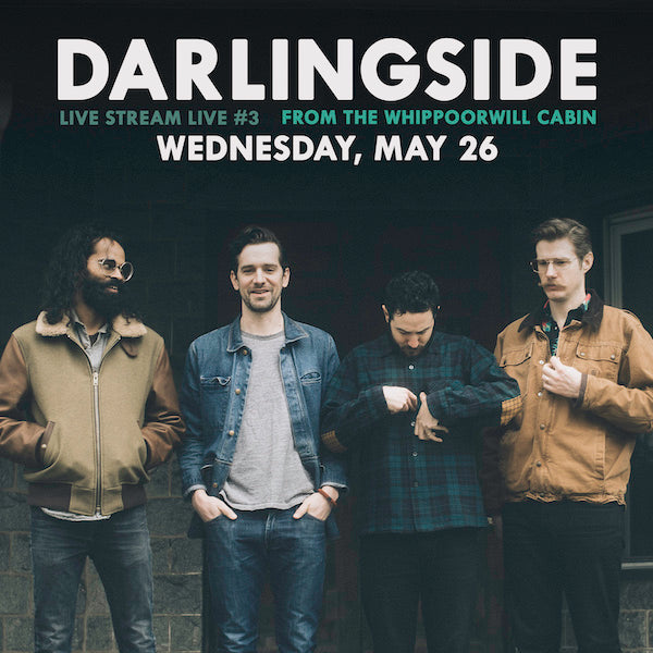 Darlingside - May 26th (3pm Show)