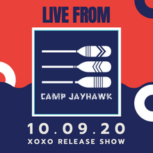 Load image into Gallery viewer, Jayhawks Livestream Ticket + Merch Bundle - 10/9