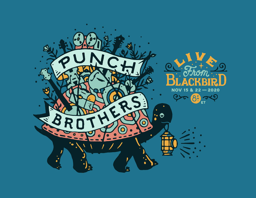 Punch Brothers Live from Blackbird - 11/22