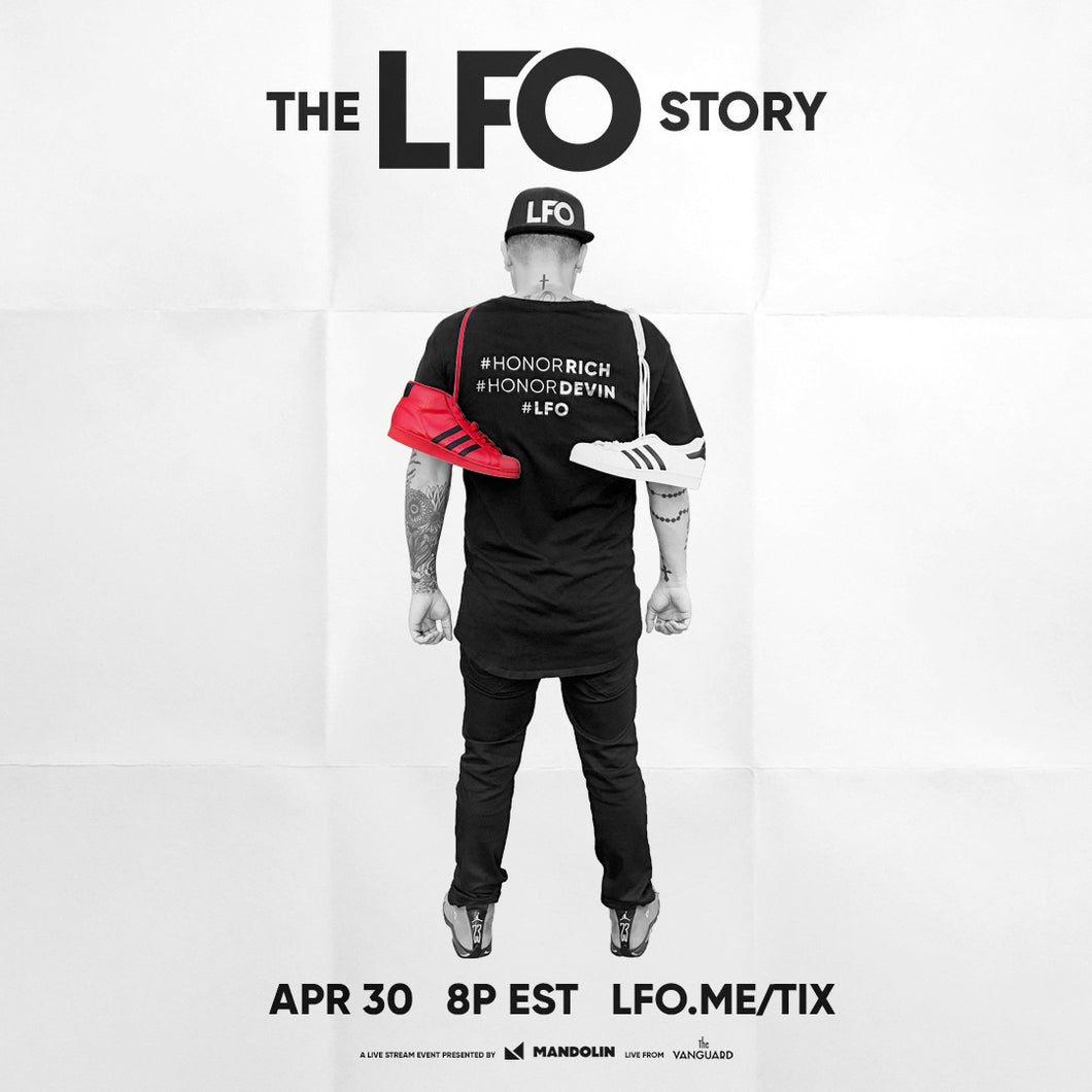 The LFO Story - All Access Bundle - 4/30