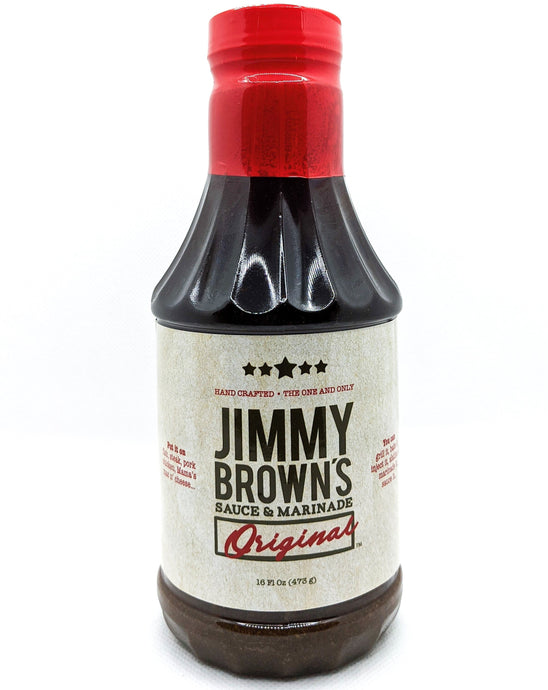Original Sauce & Marinade - Jimmy Brown Sauce & Marinade