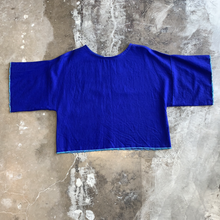 Load image into Gallery viewer, Indigo Linen Field Shirt