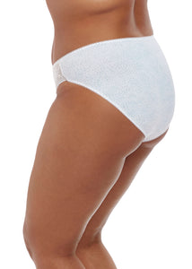 Elomi Morgan Brief White