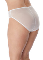 Load image into Gallery viewer, Elomi Charley High Leg Briefs White
